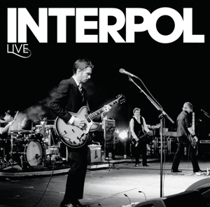 interpol live cd